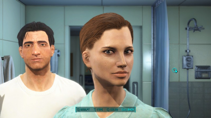 How to make a fallout 4 character that isnt butt ugly siliconangle fallout 4 character creation 8 solutioingenieria Gallery