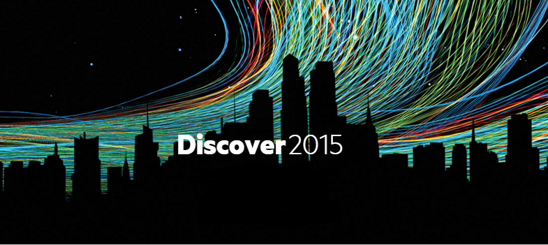 HPE Discover Logo