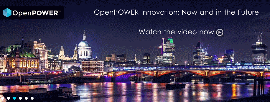 IBM pumps OpenPower with Xilinx partnership, Watson integration