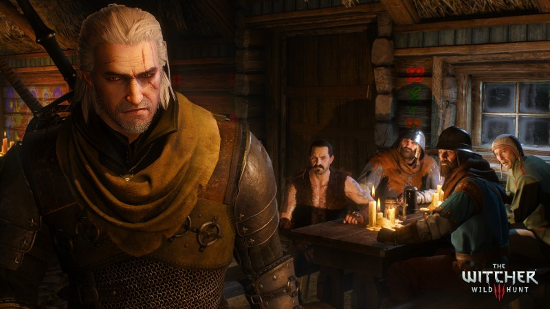 Image courtesy of CD Projekt RED via Steam Store