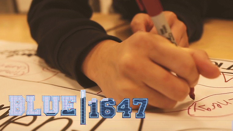 BLUE1647 Documentary: The power of the Hackathon