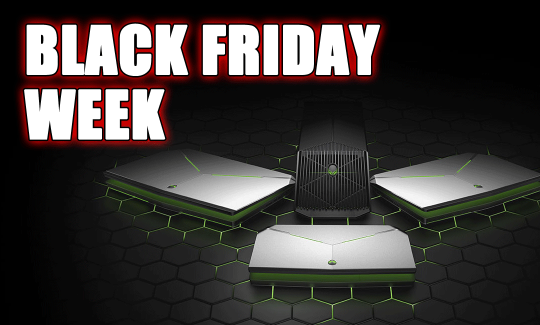 Black Friday week PC gaming hardware presale deals for the hardcore but frugal #BlackFriday2015