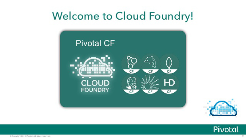 Pivotal Cloud Foundry gets .NET support as Microsoft ties deepen