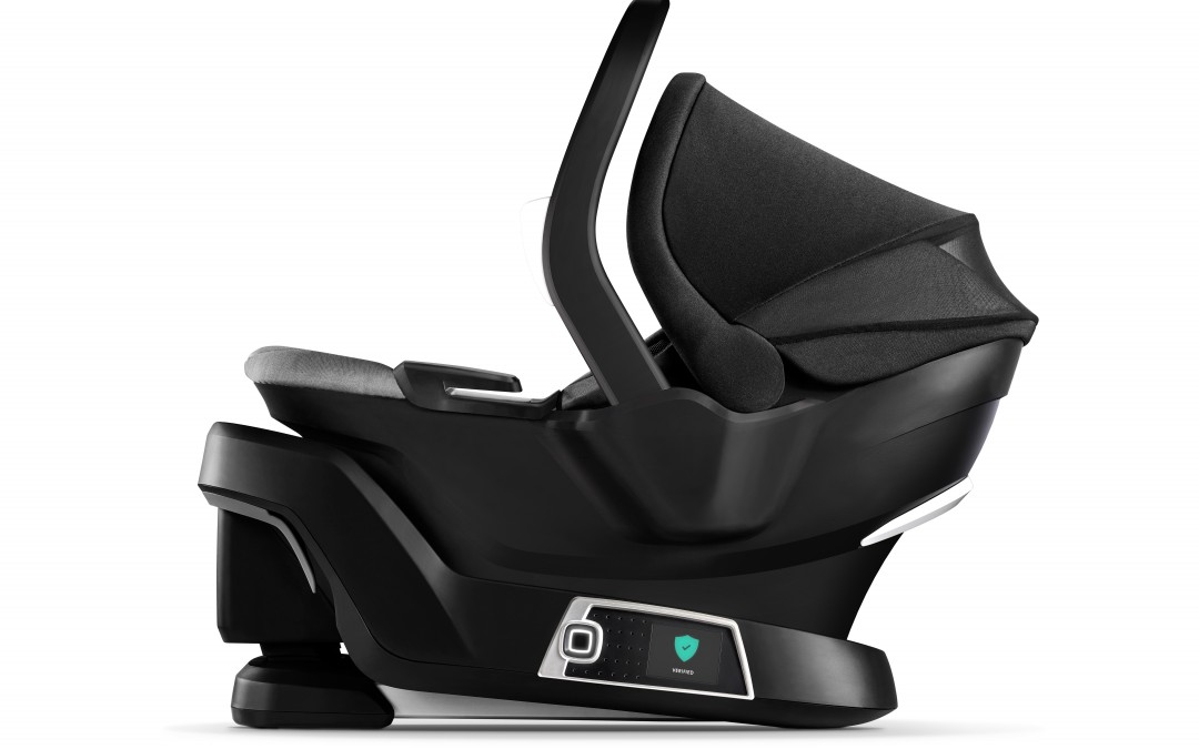 Self-installing car seat at CES: 4moms' latest baby gadget