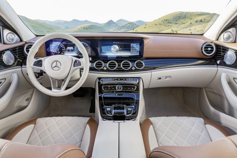 2017 e-class paves way for fully-autonomous mercedes-benz