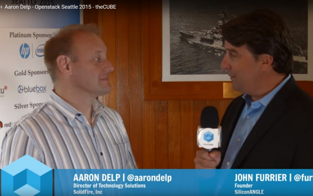 OpenStack moves beyond early adopter phase | #OpenStackSeattle