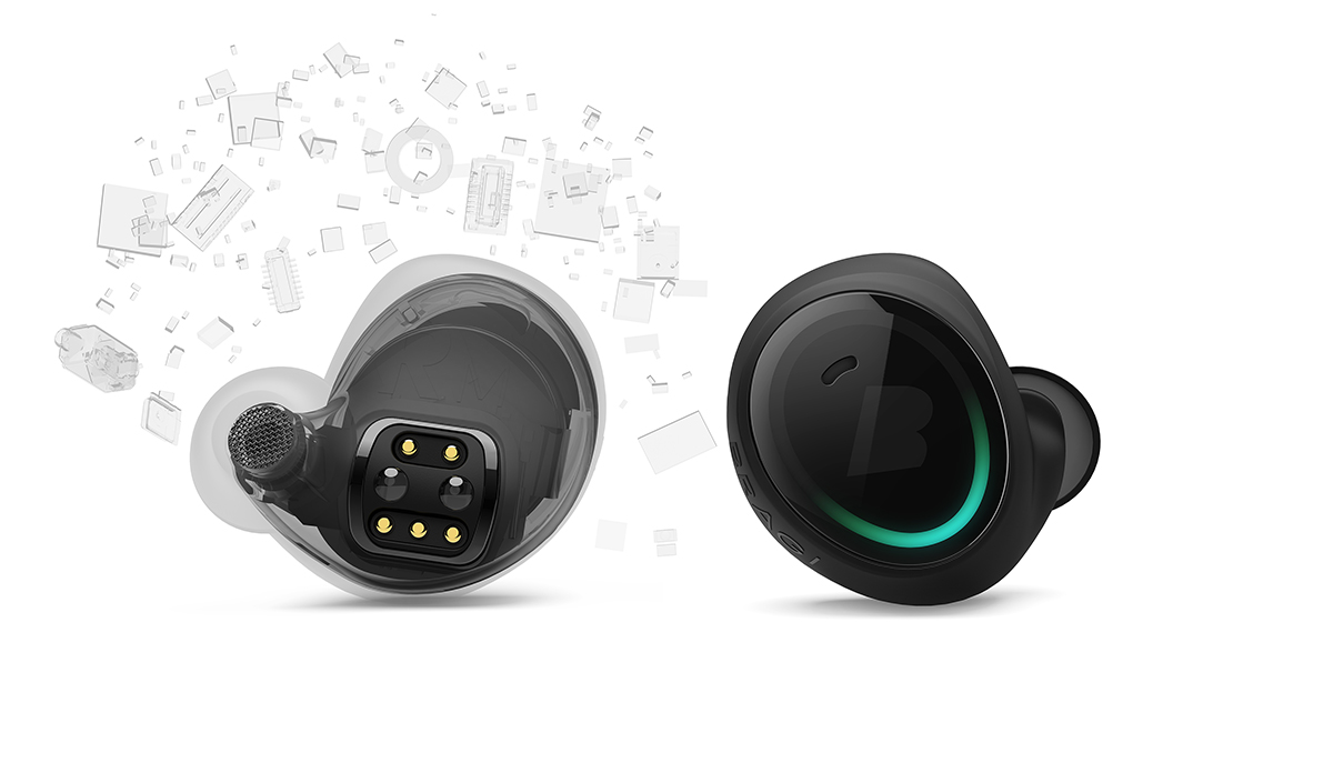 22dd4ad8fef Beats AirPods vs. top wireless earbuds debuted at CES 2016 ...