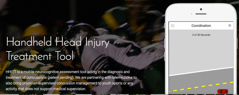 Smart new app delivers on-field diagnosis of concussions along with offering telemedicine support