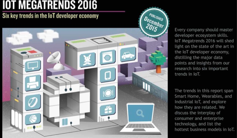 VisionMobile report finds more needs to be done to sustain IoT developer involvement