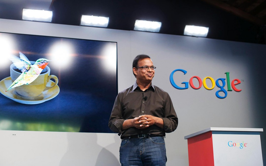 Google Search boss Amit Singhal retires, to be replaced by AI chief
