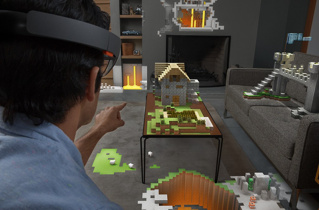 HoloLens Development Edition to launch next month