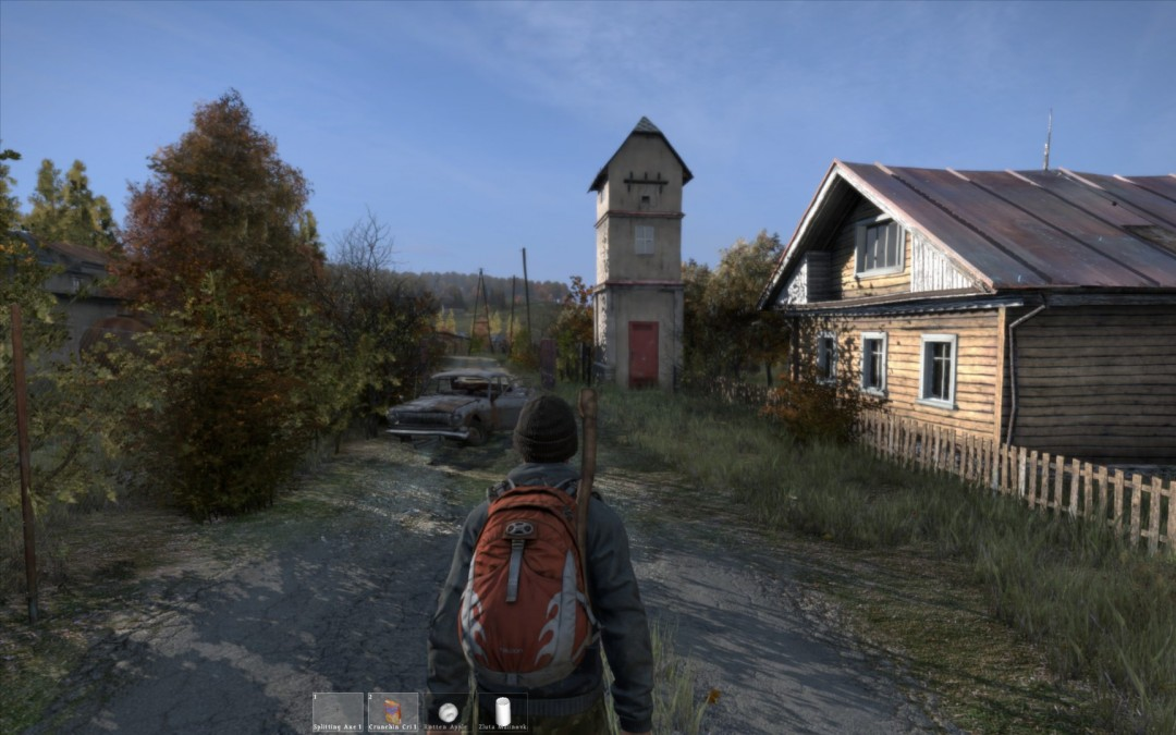 Hackers broke into DayZ's forum and gained access to hundred of usernames and passwords