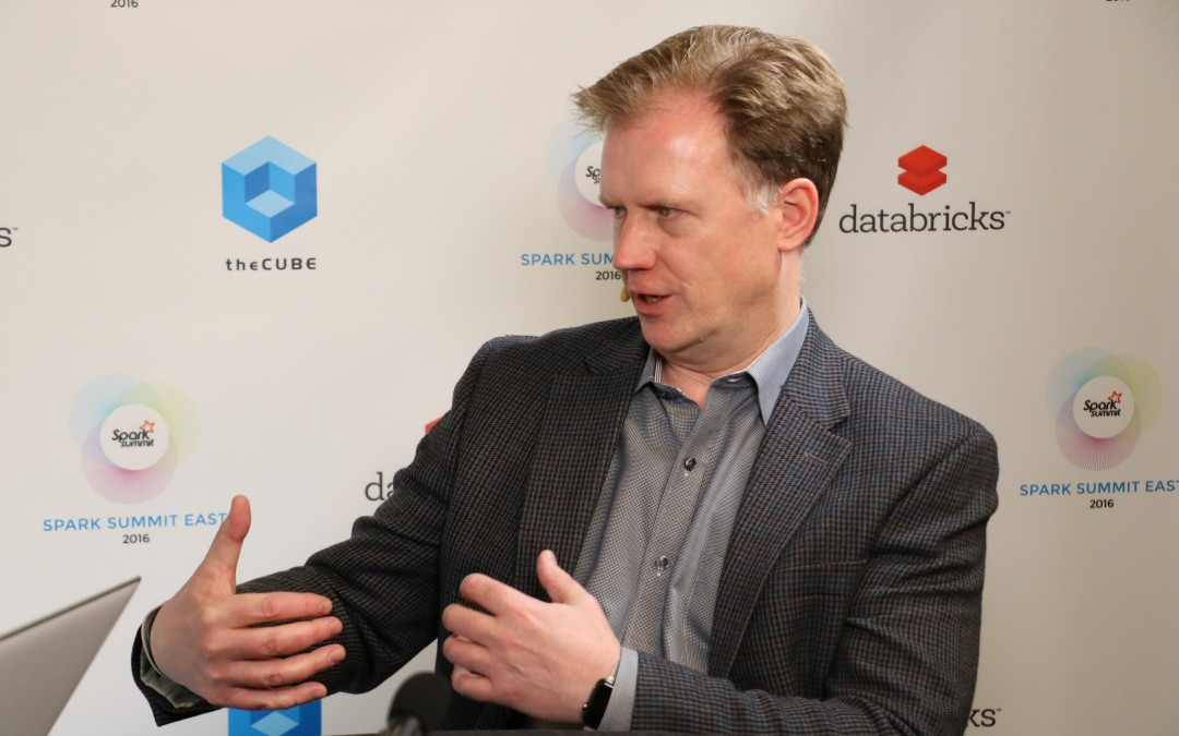 How are Hewlett Packard's customers playing with Spark? | #SparkSummit