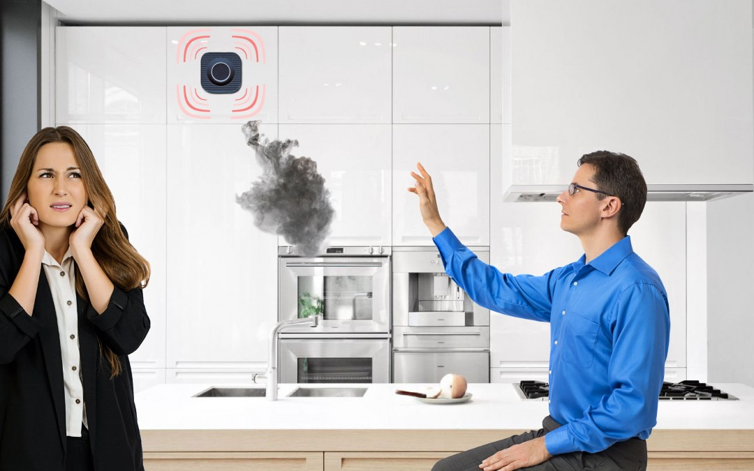 The Force is in your smart home: Touchless gesture control upgrades at #MWC2016
