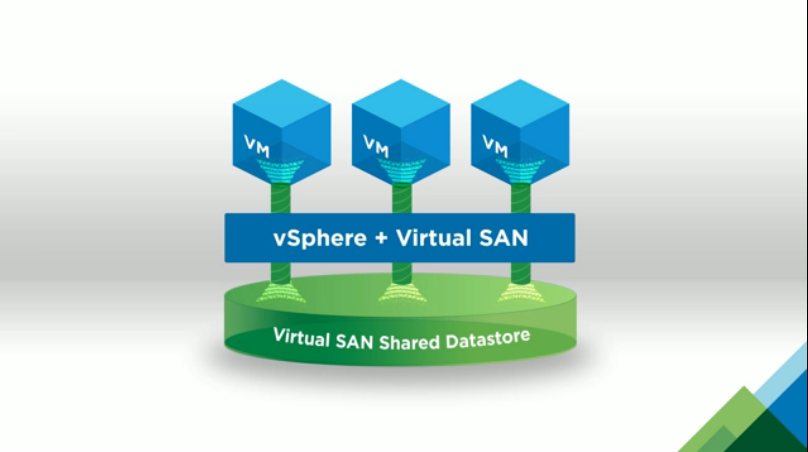 VMware unleashes vSAN 6.2 on the hyperconverged infrastructure world
