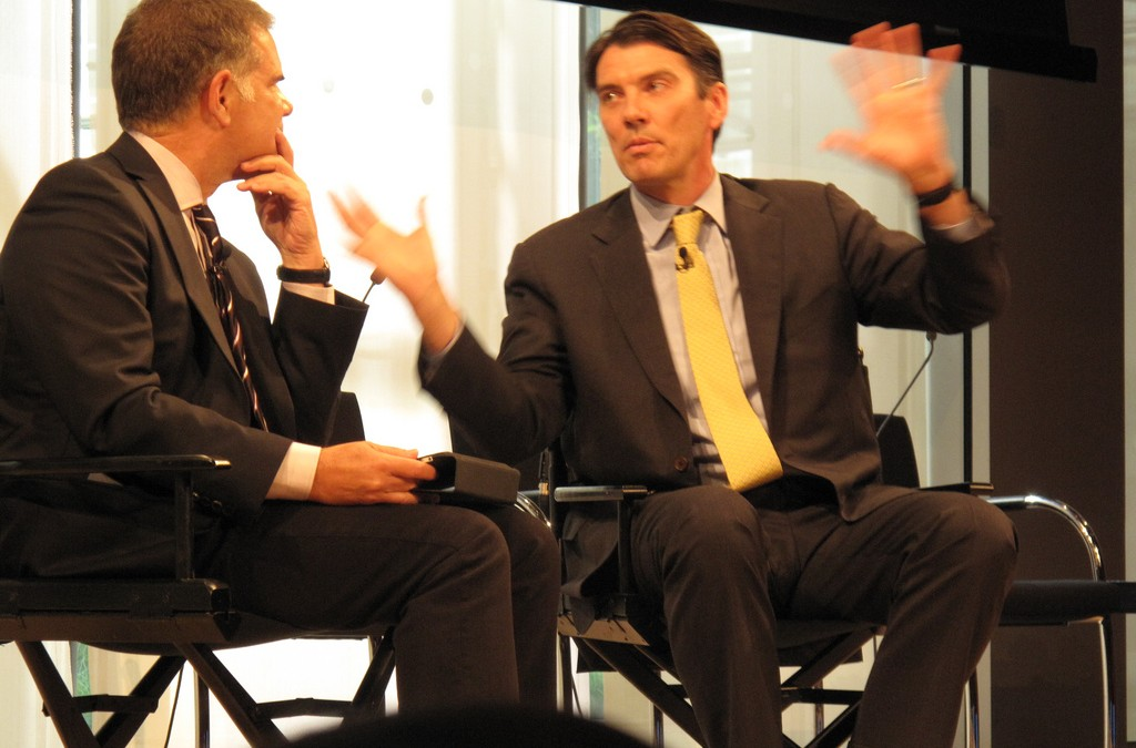 Report: AOL's Tim Armstrong wants Verizon to acquire Yahoo to build an ad powerhouse