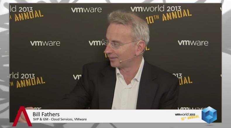 vCloud Air boss Bill Fathers quits VMware