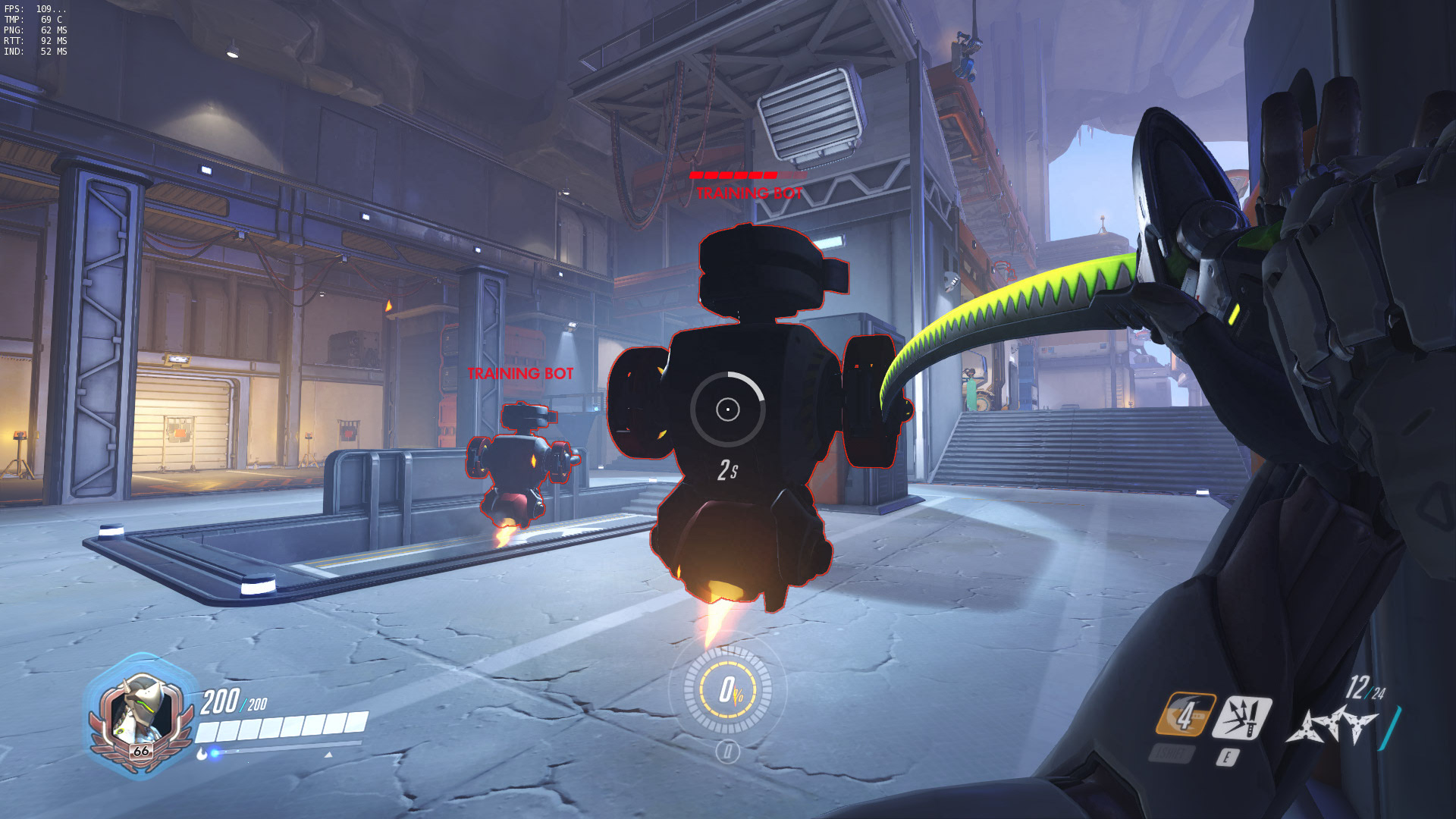 how to add bots in overwatch