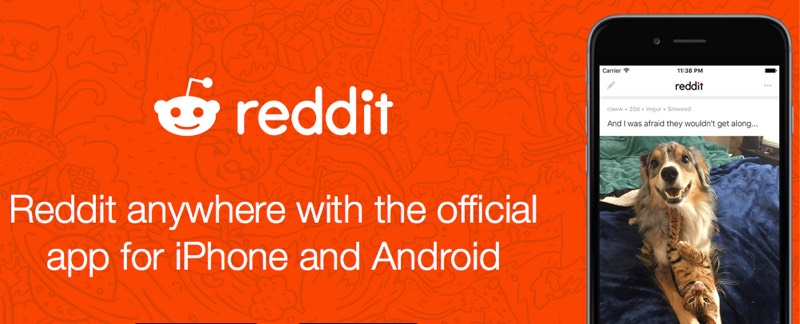 First attempt: Reddit launches its first official smartphone apps, despite it being 2016 already