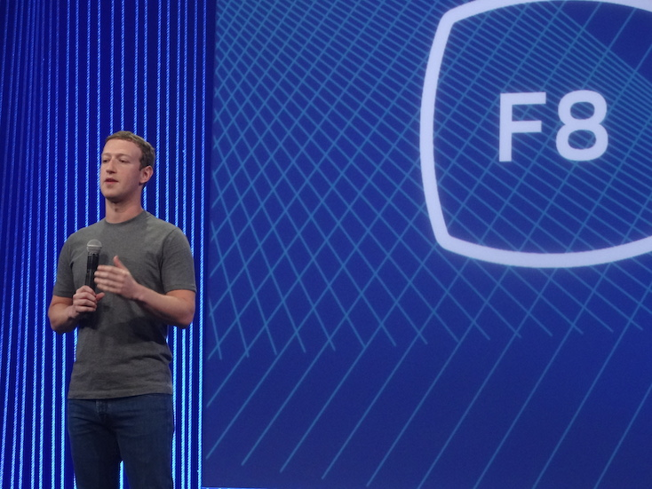 What social network? Messaging, live video to star at Facebook's F8