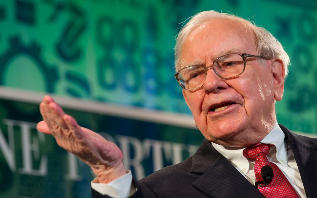 Warren Buffett's Berkshire Hathaway named as backer of bid to acquire Yahoo
