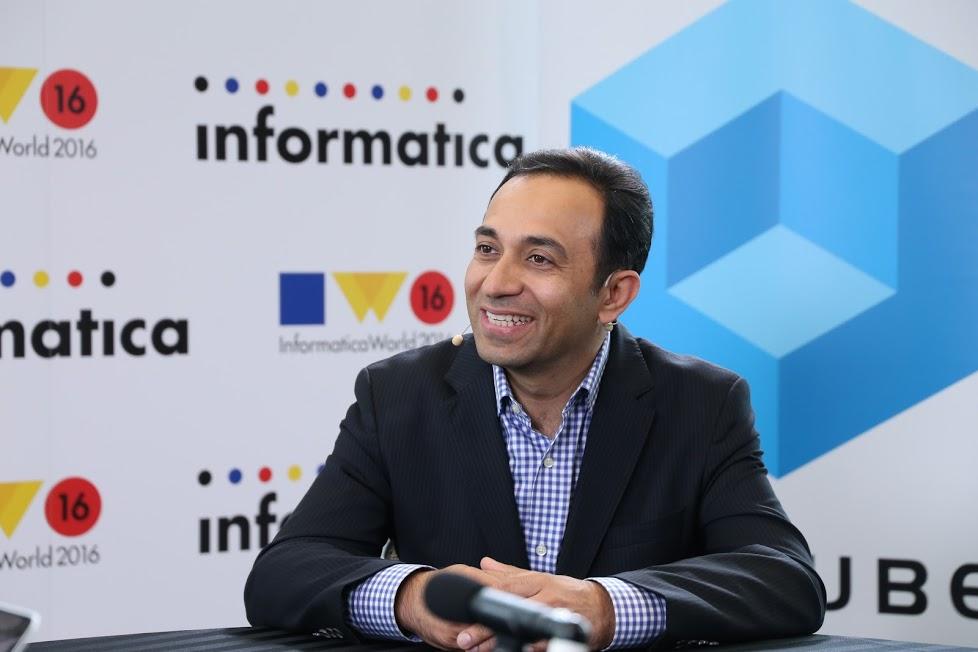 Informatica forecasts security disruption, Big Data clouds | #infa16