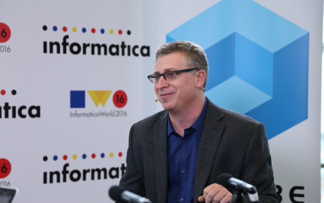 Informatica unveils new releases, plans for a world of clouds | #infa16