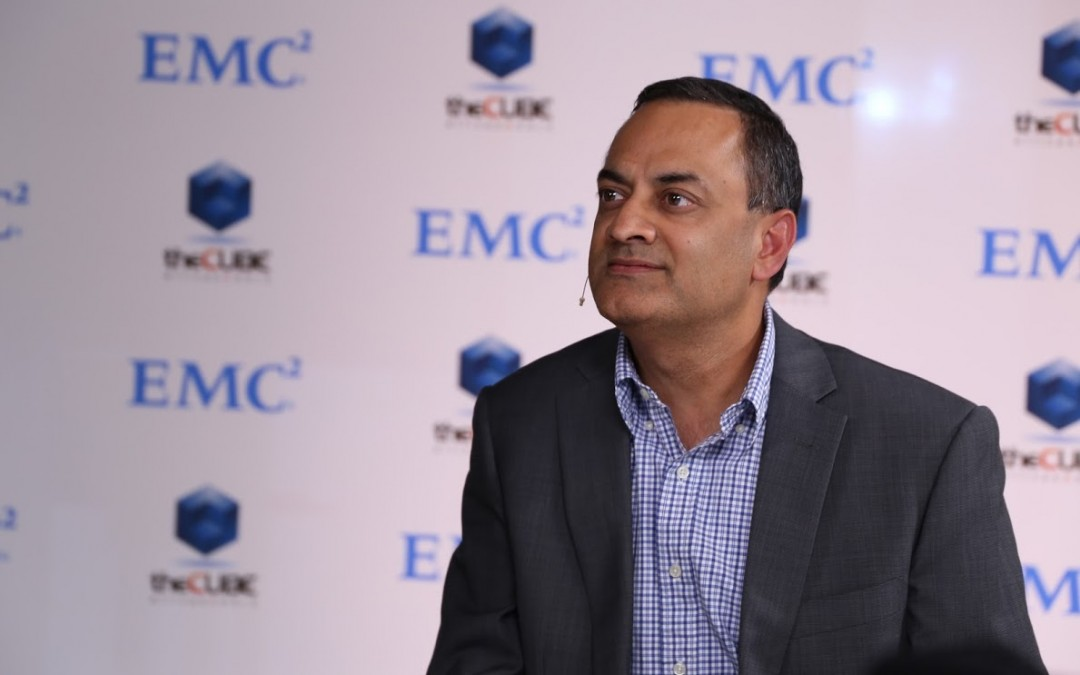 The customer's always right: Does 'socialized' IT help build better products? | #emcworld