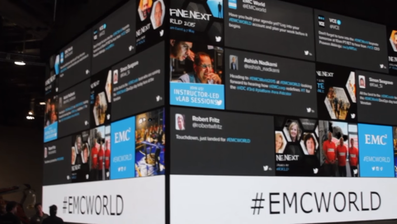 EMC World 2016 kicks off with new flash arrays and data management tech