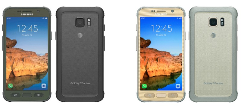 Report: Samsung Galaxy S7 Active to go on sale June 10 with 4000 mAh battery