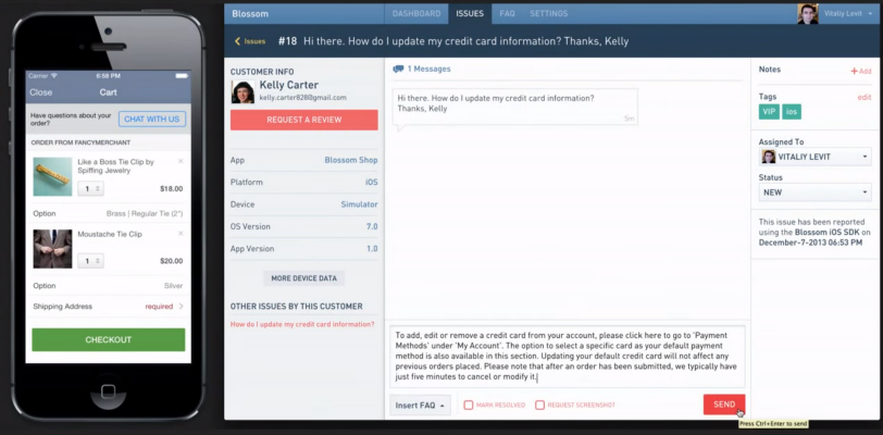 Helpshift takes in $23M to build out mobile support technology
