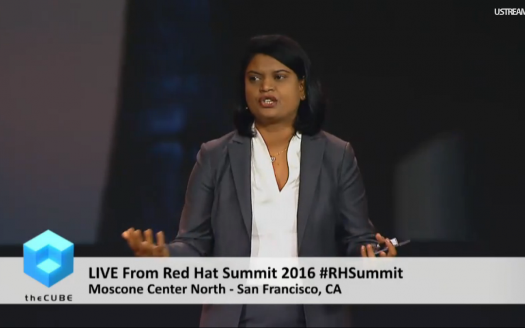 Red Hat Keynote: Robots, Cloud and IoT, oh my! | #RHSummit