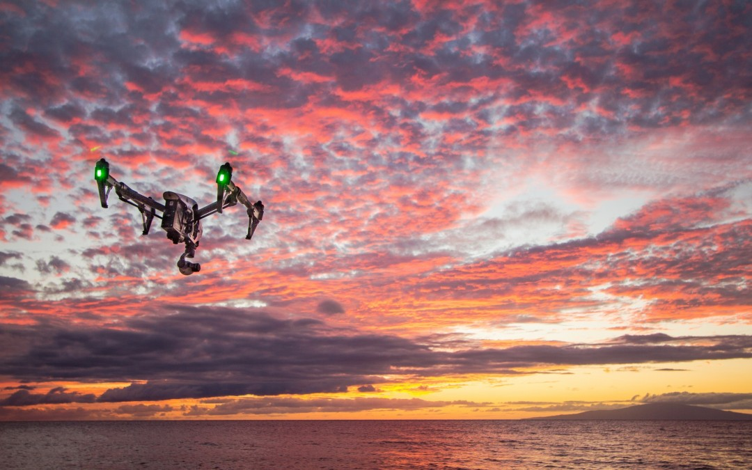 FAA rules come into effect today that will bring commercial drones to U.S. skies