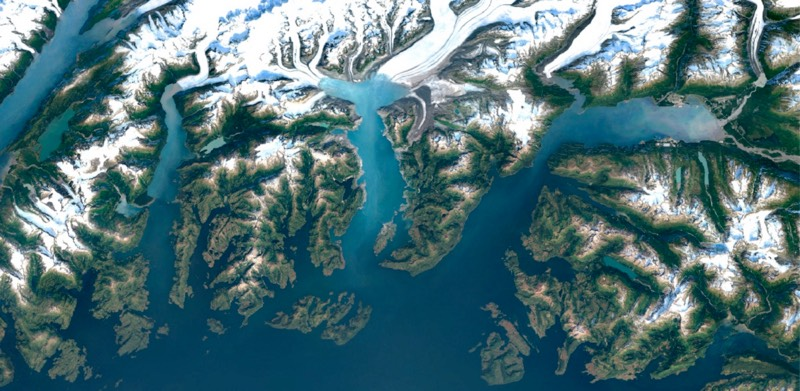 Google updates Maps with Landsat 8 imagery for pretty, cloud-free satellite views