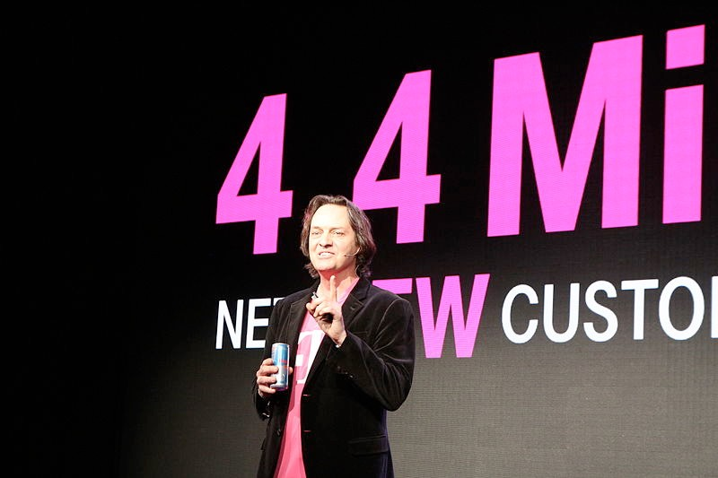 T-Mobile offers free shares in company: Desperate ploy to retain customers and attract new ones
