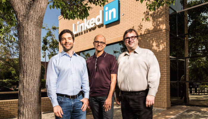 Buying LinkedIn, Microsoft makes big bet on social data. Too big?