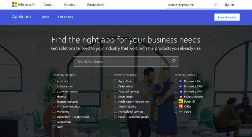 """Microsoft """"AppSource"""" leak suggests new business app store is coming soon"""