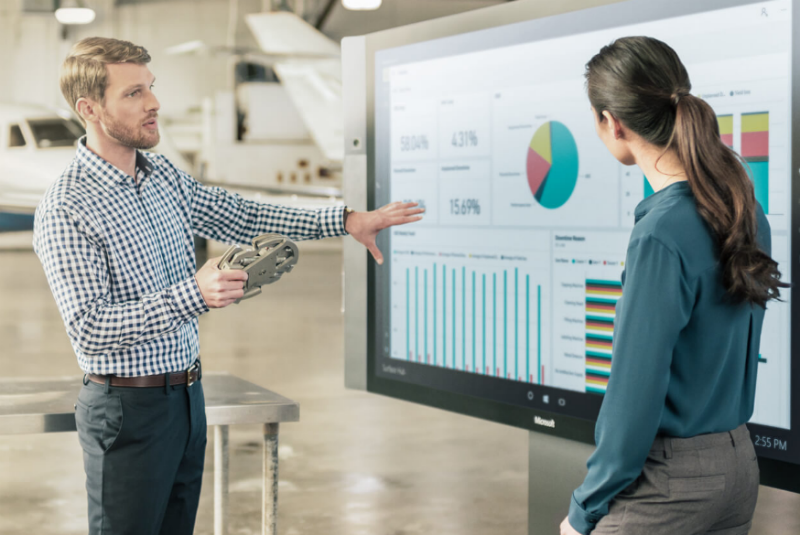 Microsoft Surface Hub smashes sales forecast, plus tips to get the most out of yours