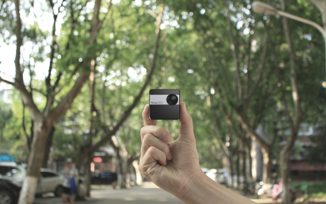 The Nico360 to launch as the world's smallest 360 camera with a multitude of features