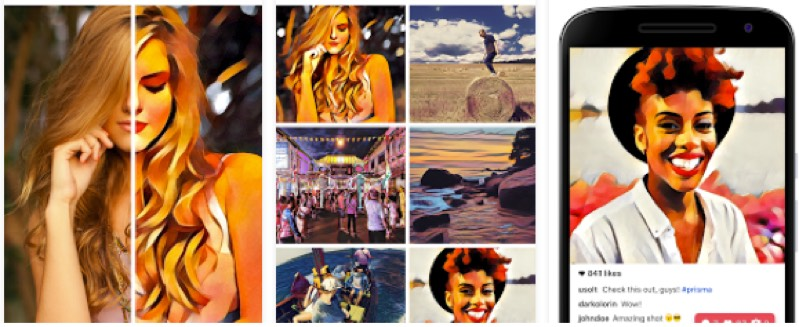 Yay! Popular photo editing app Prisma is now available on Android