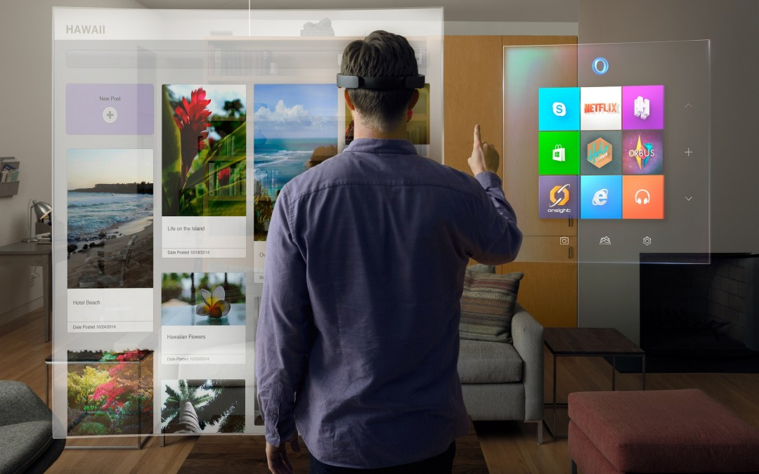 Microsoft is finally letting HoloLens loose on the public with a view to the enterprise sector