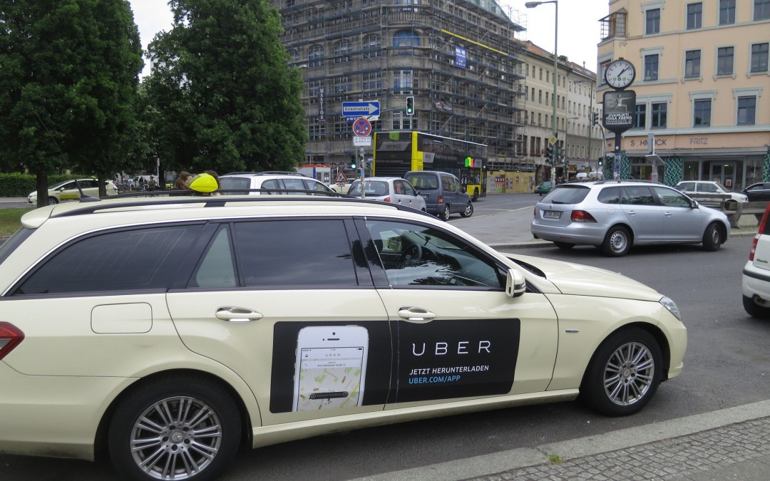 Uber to invest $500 million in global mapping project