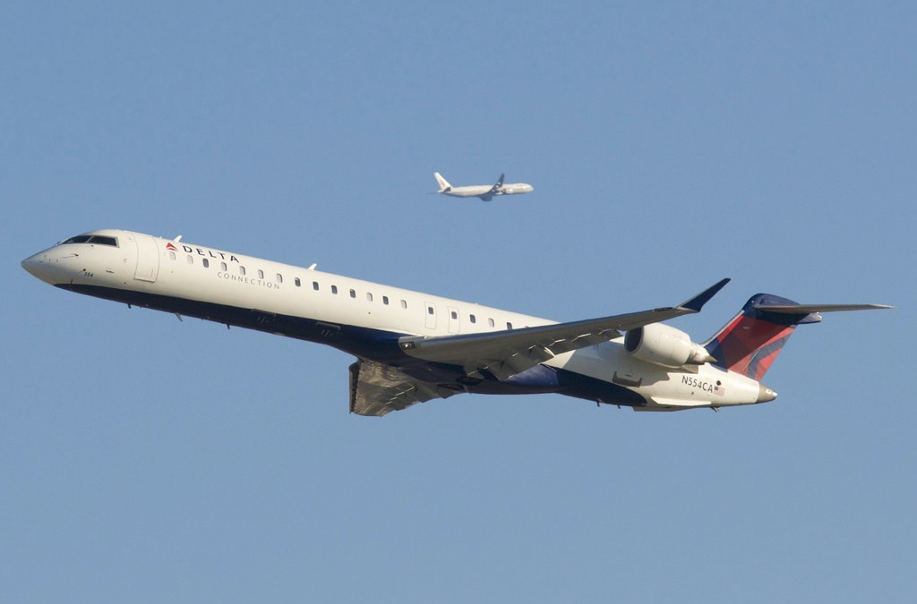 Delta Air Lines flight cancellations possibly caused by data center fire