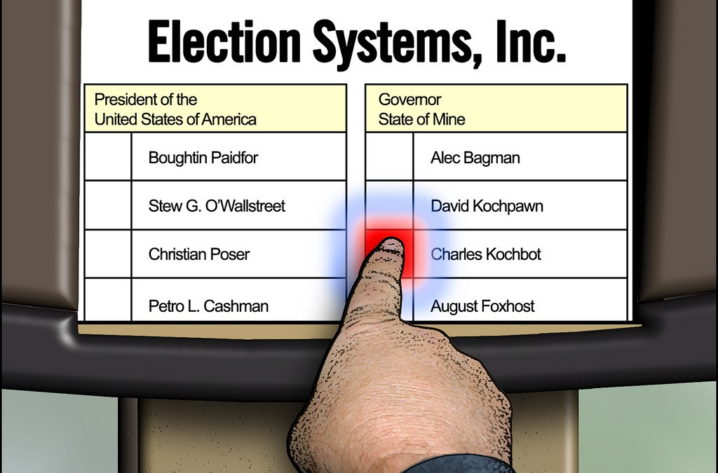 Oopsy: FBI alert reveals election systems in two states have been hacked