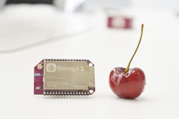 Omega2, $5 Linux platform computer for IoT projects, exceeds $450k in Kickstarter funding