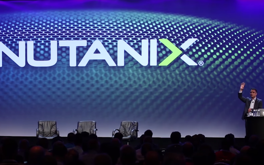 Nutanix acquires Calm.io and PernixData in a busy weekend of acquisitions