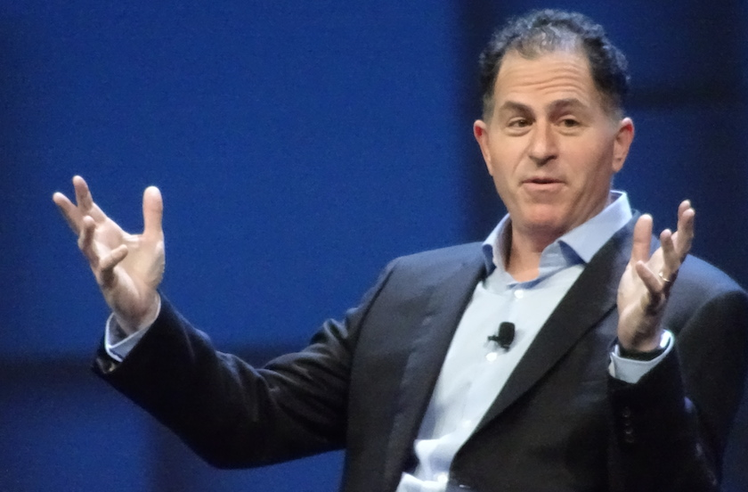 Michael Dell: EMC deal 'on track' but still waiting on China