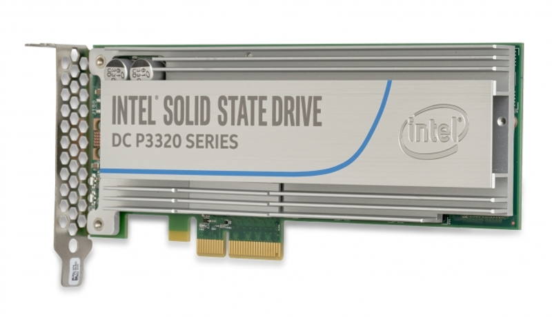 Intel unveils new SSDs for data centers, connected devices and PCs