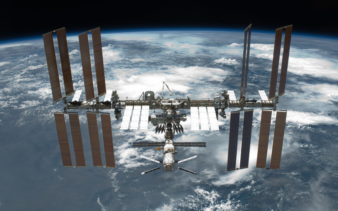 NASA wants to sell the International Space Station to a commercial entity