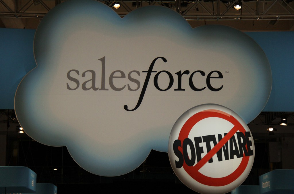 Salesforce moves to block Microsoft's 'anticompetitive' acquisition of LinkedIn